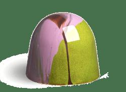 Guave- krokant van tijm/rozemarijn